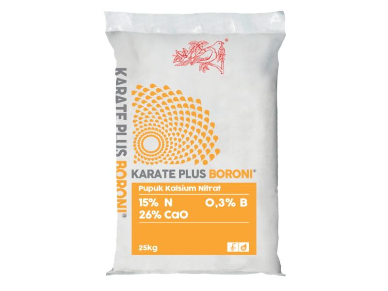 Karate Plus Boroni Pupuk Kalsium Nitrat
