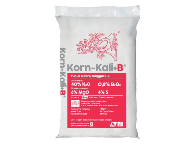 Korn Kali +B Pupuk Makro Tunggal K-B