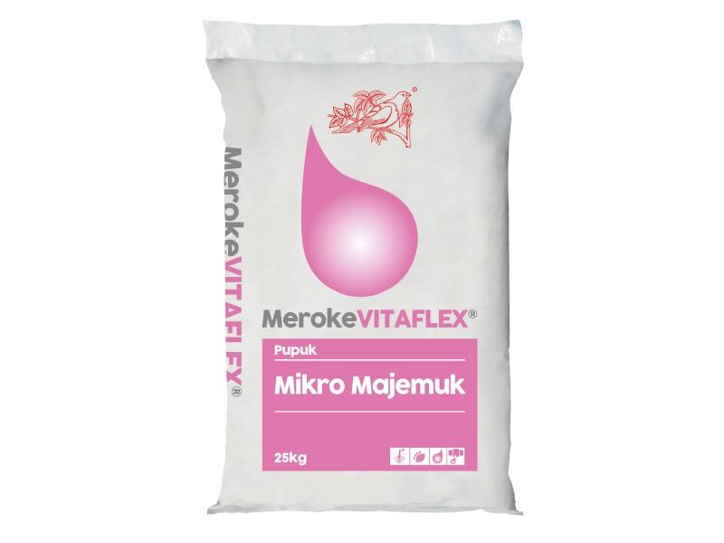Meroke Vitaflex Pupuk Mikro Majemuk