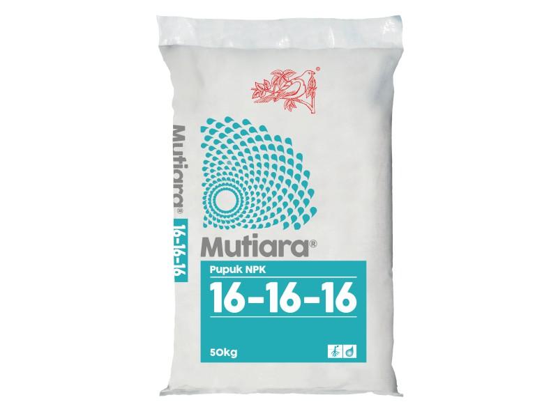 Mutiara Pupuk NPK 16-16-16